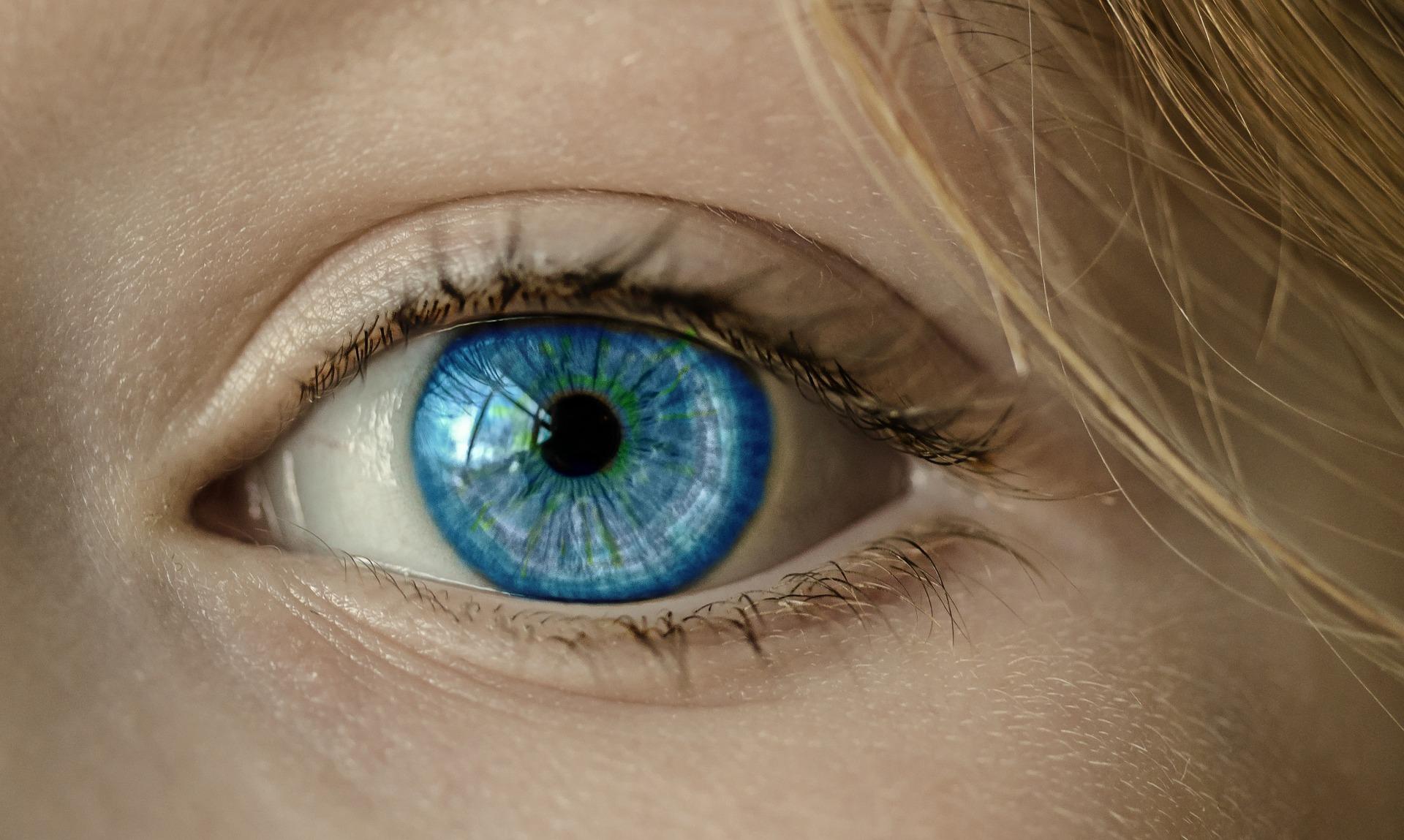 ćwiczenia oczu