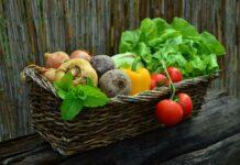 5 porcji warzyw i owoców każdego dnia