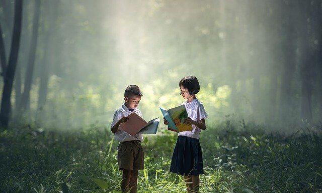 książki dla dzieci - czym się różnią od siebie?