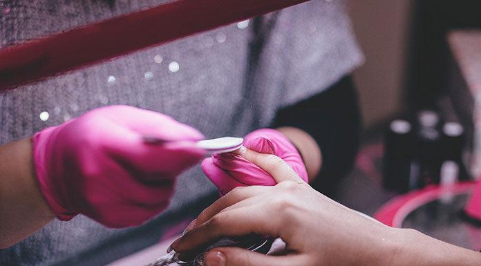Zestawy startowe do manicure tytanowego